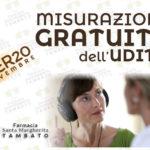 Controllo Gratuito dell'udito